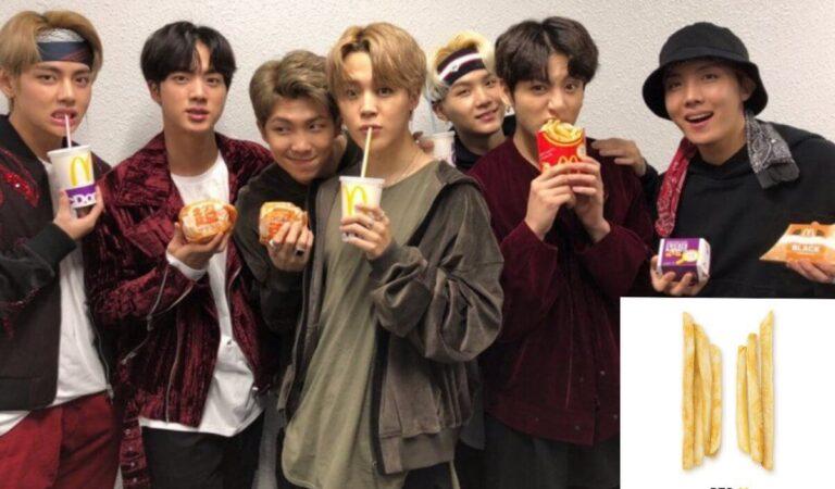 McDonald's anuncia colaboración con BTS y los memes están fuera de control