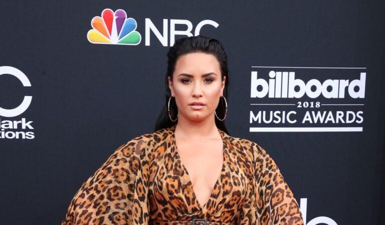 Demi Lovato critica a tienda de dulces dietéticos para diabéticos por 'fomentar trastornos alimenticios'