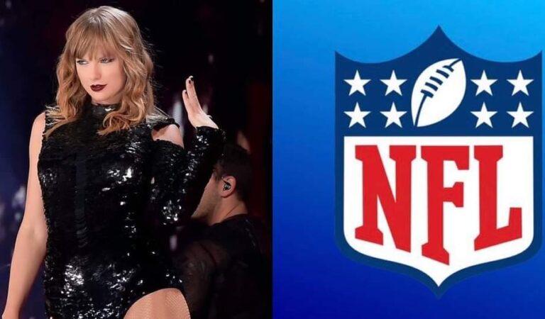 Taylor Swift podría ser la encargada del halftime show del Súper Bowl 2022