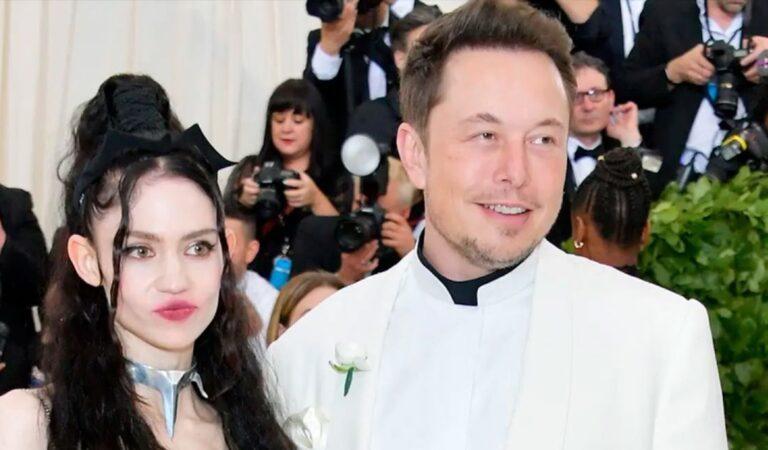 """Grimes niega acusaciones hacia Elon Musk, sin embargo, lo llama """"inmaduro"""""""
