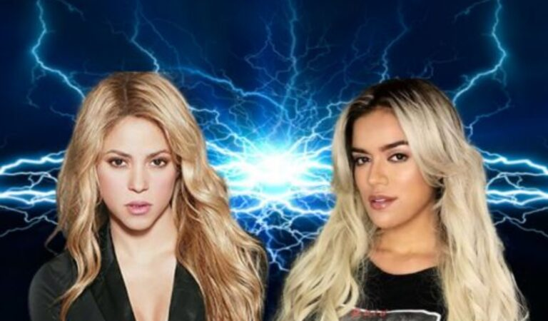 Shakira rompe el corazón de Karol G al negarse colaborar con ella en una canción