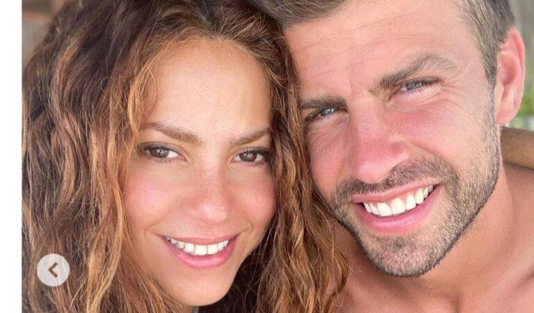 """Piqué asegura que sus hijos viven """"en una presión excesiva"""" con Shakira"""