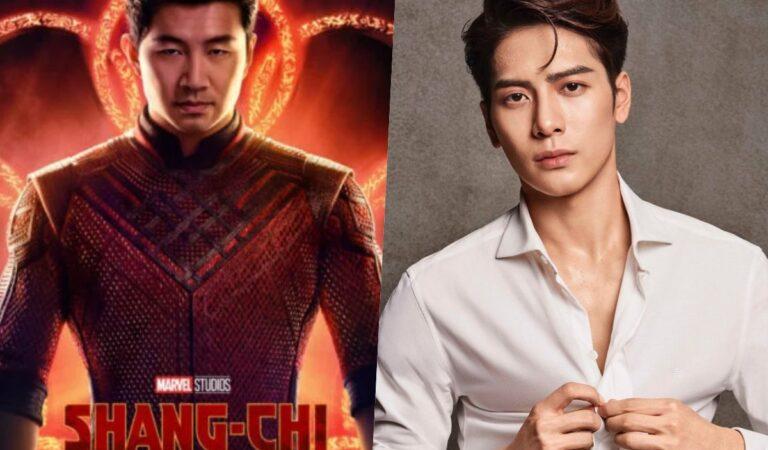 Jackson Wang interpretará el soundtrack de la próxima película Marvel 'Shang-Chi y la leyenda de los diez anillos'