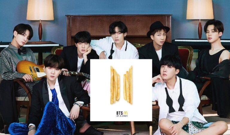 McDonald's anuncia colaboración con BTS para vender el menú favorito de la banda junto a nuevos sabores