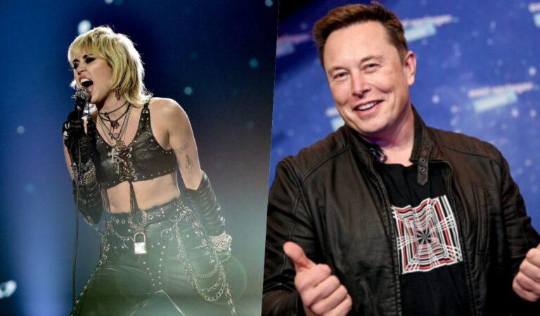 Miley Cyrus y Elon Musk se presentaran juntos en Saturday Night Live