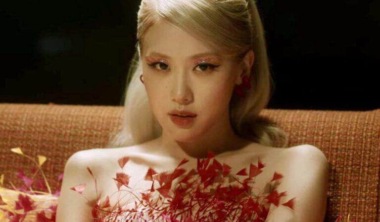 """El esperado detrás de escenas de """"GONE"""" por Rosé de BLACKPINK"""