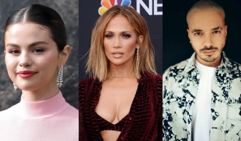 Selena Gómez anuncia su participación en concierto benéfico junto a Jenifer López y J Balvin