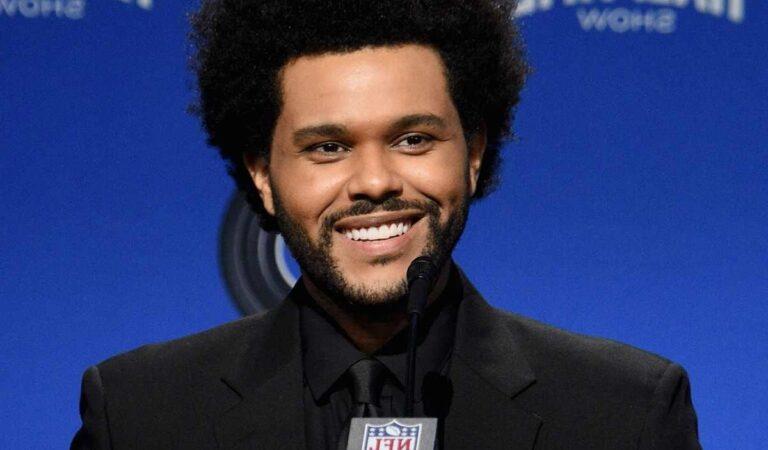 The Weeknd ha sido nombrado compositor del año por Billboard
