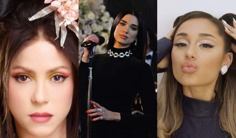 Compositores de Shakira, Dua Lipa y Ariana Grande exigen una mejor remuneración monetaria