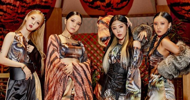 MAMAMOO serán las primeras artistas coreanas en el LIVENow de Inglaterra