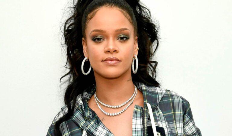Rihanna asiste de incognito a las protestas de Nueva York