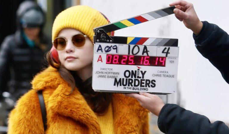 Aquí el primer vistazo del regreso de Selena Gomez a la actuación con 'Only Murders In The Building'