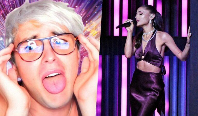 Dalas Review bajo fuego por atacar a Ariana Grande en Twitter