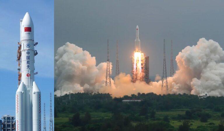 Descubra dónde cayó el cohete chino que tuvo al mundo entero en angustia