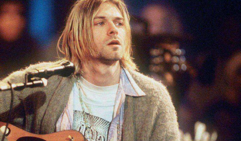 Descubre por cuanto subastaron las mas valiosas pertenencias de Kurt Cobain