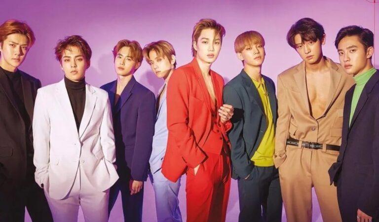 EXO ya tiene fecha de regreso con su nuevo álbum 'Don't Fight The Feeling'