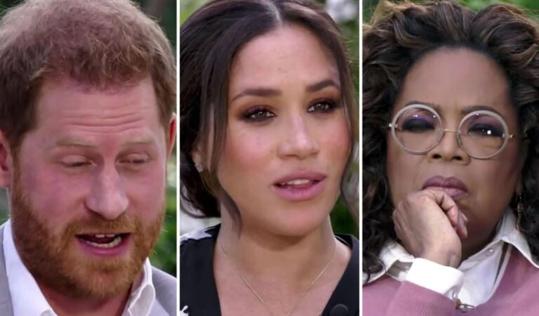 El Príncipe Harry está arrepentido de atacar a la familia real en entrevista con Oprah Winfrey
