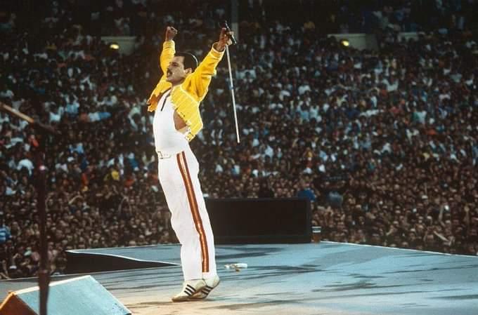 Totalmente desgarrador: Así fué como Freddie Mercury grabó su última canción