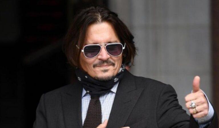 Netflix le cierra las puertas a Johnny Depp y lo saca de su nuevo proyecto