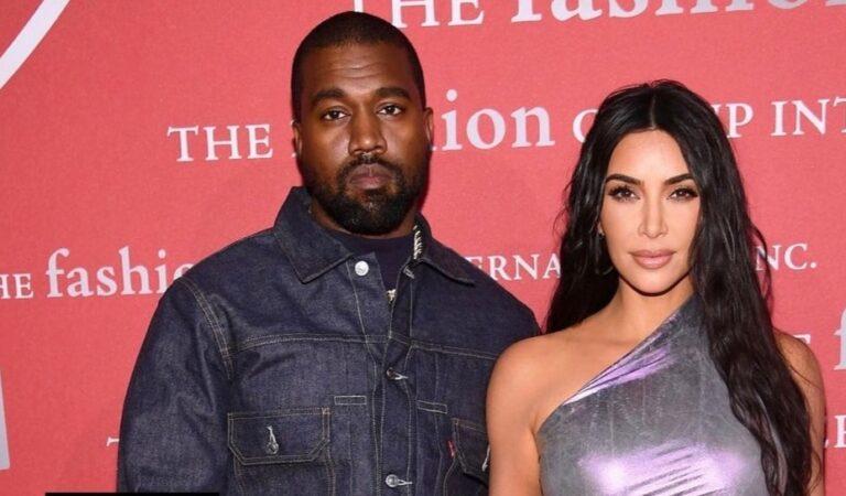 "Kanye West da polémicas declaraciones sobre Kim Kardashian, ""es una basura"""