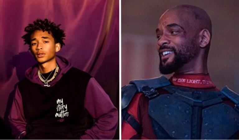 Will Smith pone como condición para regresar al DCEU que su hijo Jaden Smith tenga un papel estelar