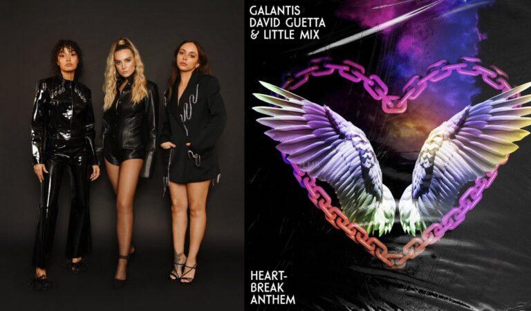 Little Mix finalmente confirma la colaboración con David Guetta y Galantis