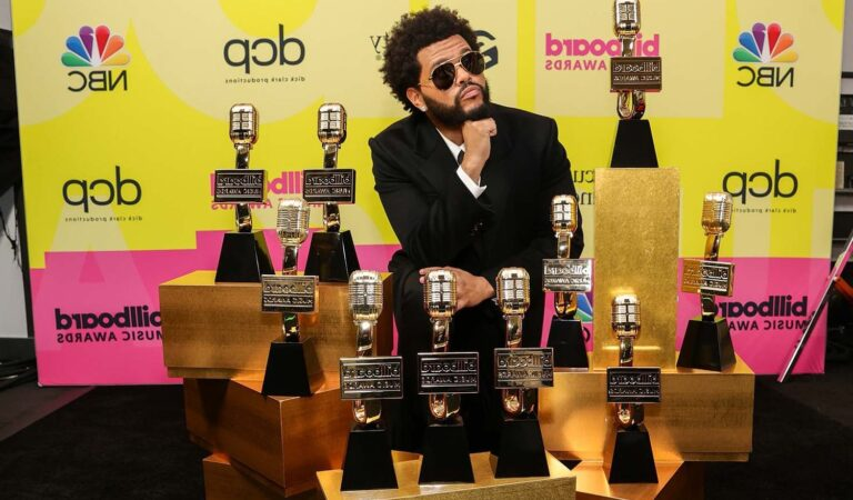 Los momentos mas icónicos de Billboard Music Awards 2021