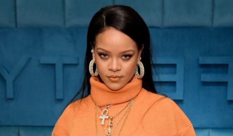 Luego de tantos rumores de confirma la relación amorosa de Rihanna