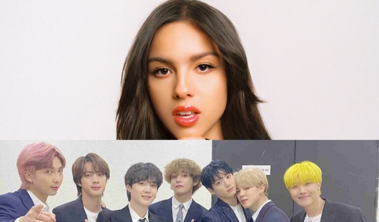 Promoción de Olivia Rodrigo en Corea genera controversia por degradar a BTS