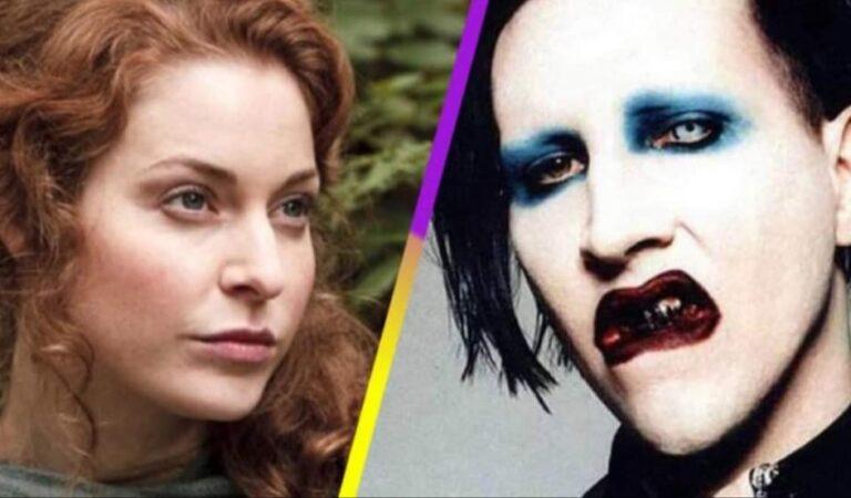 Marilyn Manson ha sido denunciado por violación y tortura por actriz de Game of Thrones