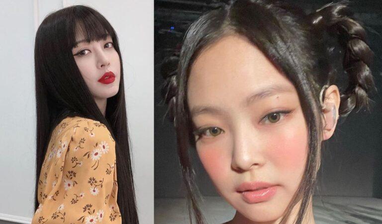 Actriz Han Ye Seul responde a los rumores de haber abofeteado a Jennie de BLACKPINK