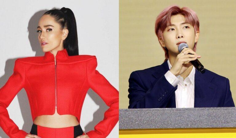 Compositora profesional elogia talento de RM de BTS como escritor y productor