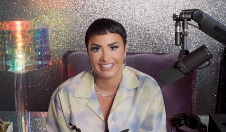 Demi Lovato teme arruinar su carrera por ya no sexualizar su imagen