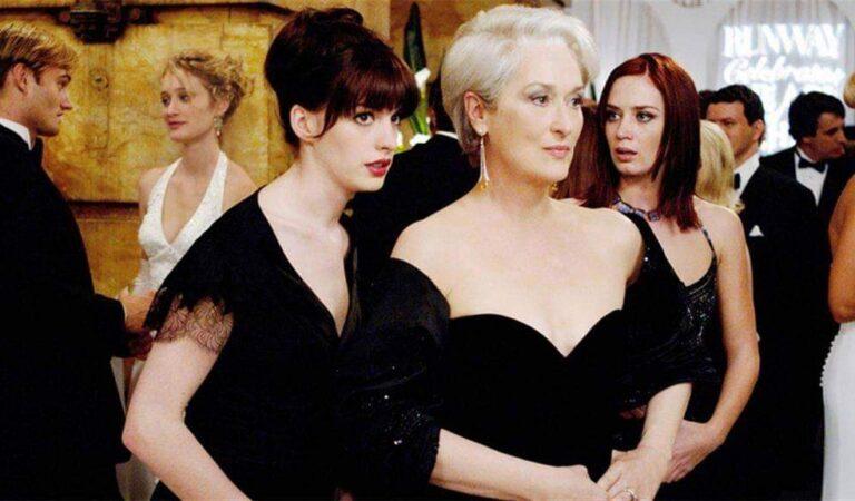 """Autora de """"El diablo viste a la moda"""" anuncia que están en conversaciones para la secuela de la película"""
