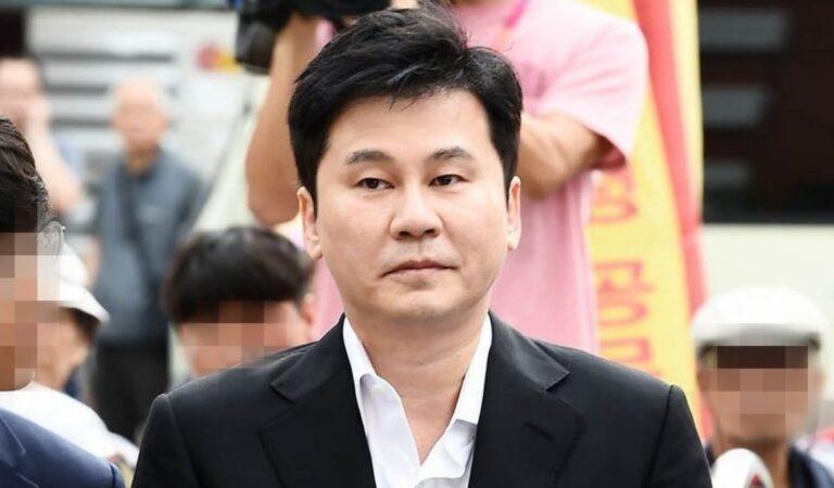 Fundador de YG Entertainment es acusado de encubrir el uso de drogas en idols