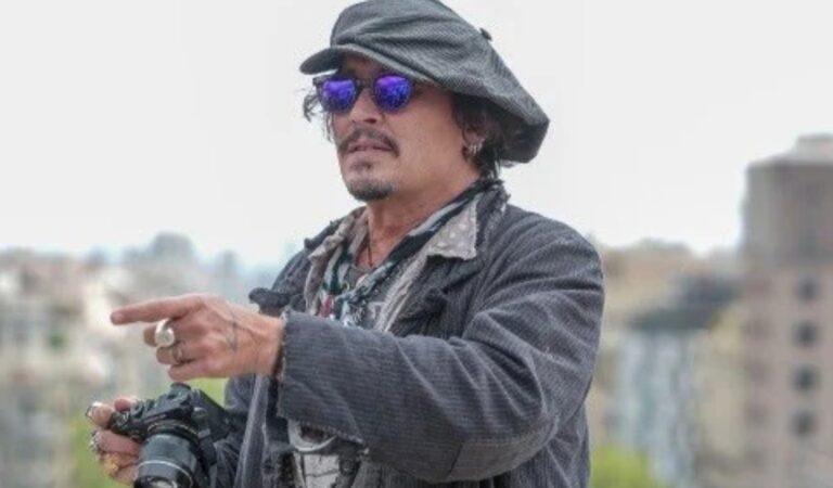 La carrera de Johnny Depp se hunde en el fracaso mientras sigue su juicio contra Amber Heard