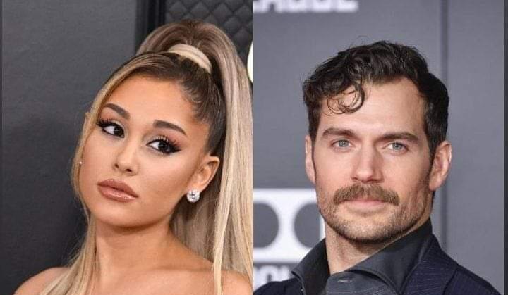 Disney unirá a Henry Cavill y Ariana Grande en un ambicioso proyecto cinematográfico