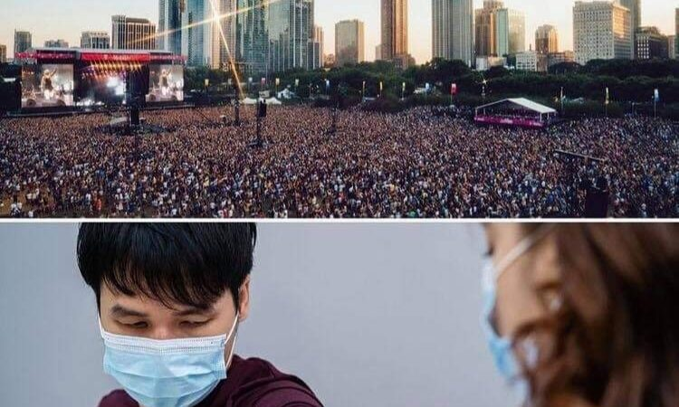 Numerosos festivales en el mundo estarán regalando boletos a personas que ya estén vacunadas, descubre como acceder a ellos
