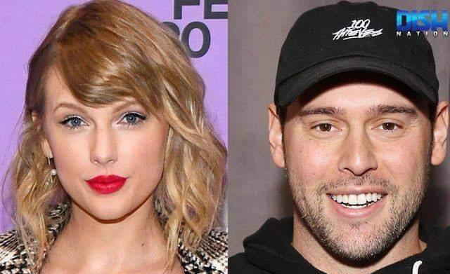 """Scooter Braun culpa a Taylor Swift de la compra de su propio catálogo """"Ella se negó a negociar conmigo"""""""