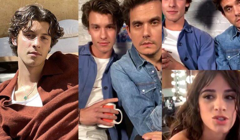 Shawn Mendes hace público su amor por John Mayer