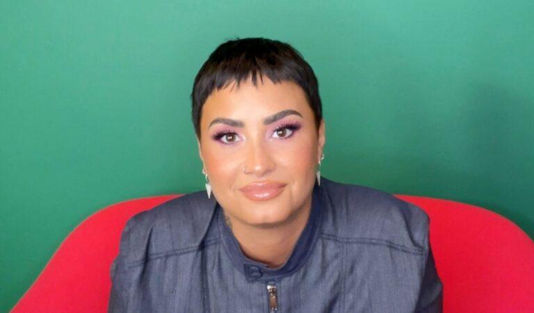 Demi Lovato publica carta abierta dedicada a las personas que confunden su género
