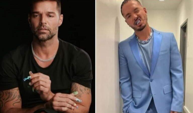 Tras proponerse matrimonio, J Balvin y Ricky Martin comparten fotografía juntos y encienden las rede