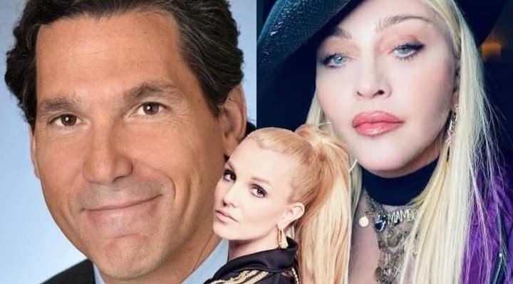 Madonna estaría pagando el nuevo abogado de Britney Spears, reporta TMZ