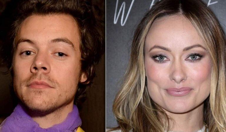 Olivia Wilde y Harry Styles se habrían casado en privado, los paparazzis han aumentado aún más los rumores