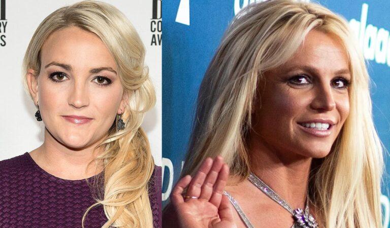 Jamie Lynn Spears recibe amenazas de muerte por su postura en la tutela de Britney Spears