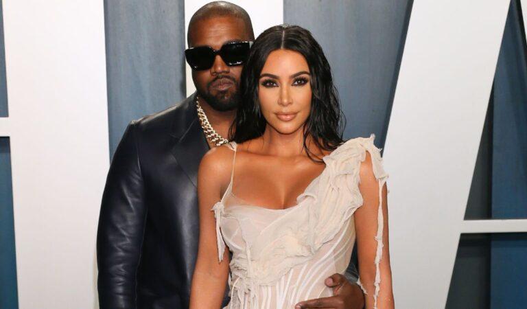 Kim Kardashian y Kanye West reavivan su romance y se cancela el divorcio