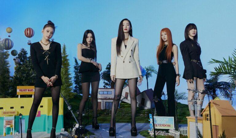 """Red Velvet hace un espectacular regreso a la música con """"Queendom"""""""