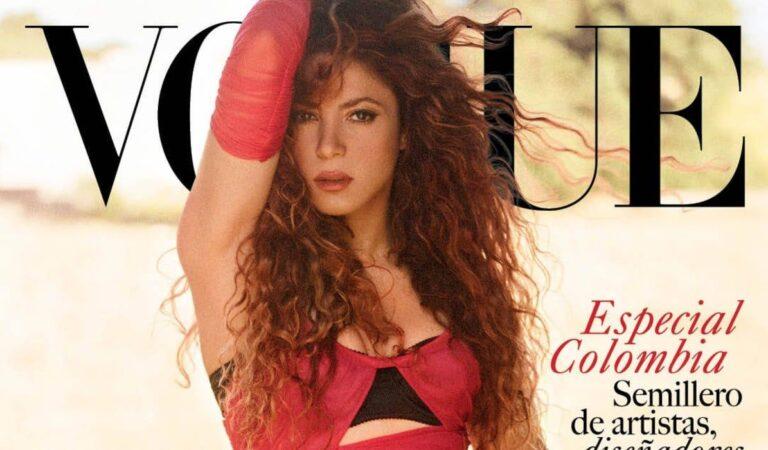 Shakira afirma que su música de ahora es mejor que la de hace 20 años