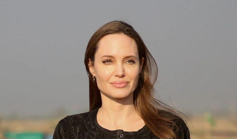 Angelina Jolie fue acosada por Harvey Weinstein y a Brad Pitt no le importó
