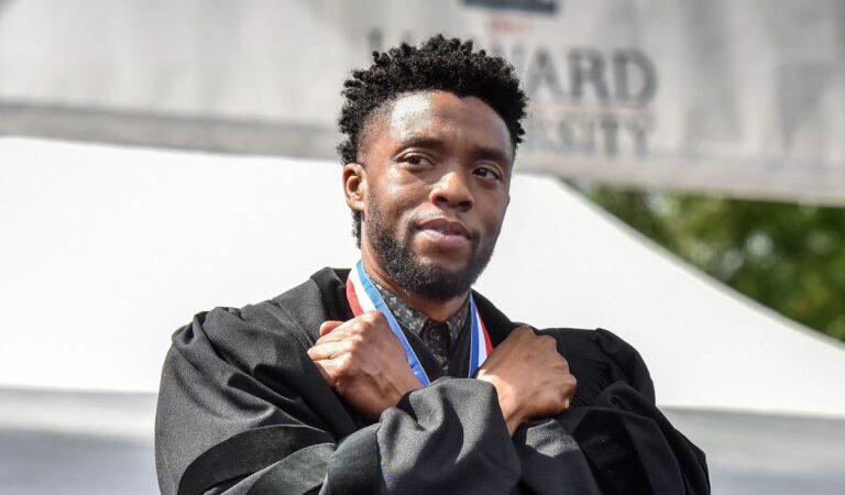 Chadwick Boseman recibe homenaje por la universidad donde estudió
